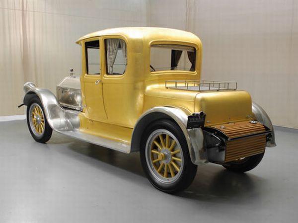 1920 Pierce-Arrow 48 Coupe 3