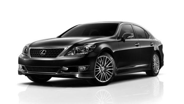 2012 Lexus LS 460 Sport 'Special Edition'