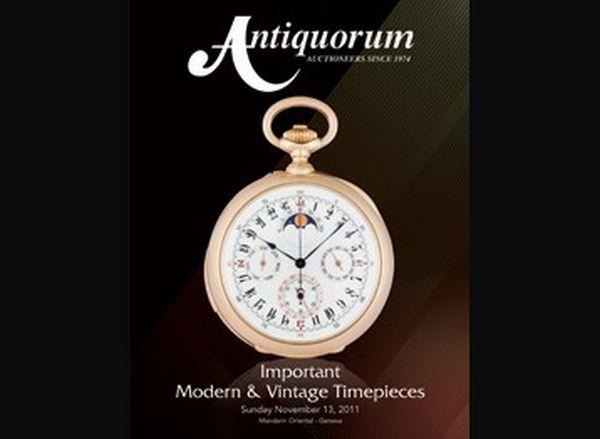Antiquorum Auctions