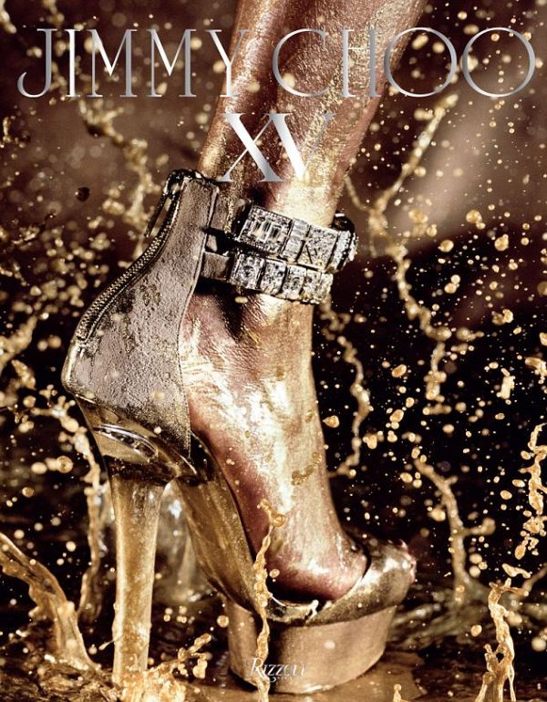 Jimmy Choo coffee table book