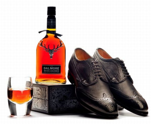 Lutwyche to launch a luxury men's shoe with Dalmore