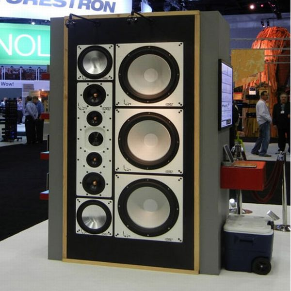 MBX System Speakers