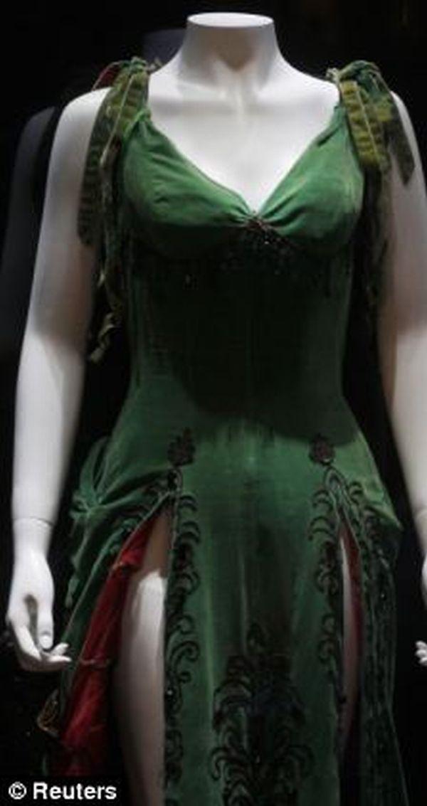 Marilyn Monroe's Dress