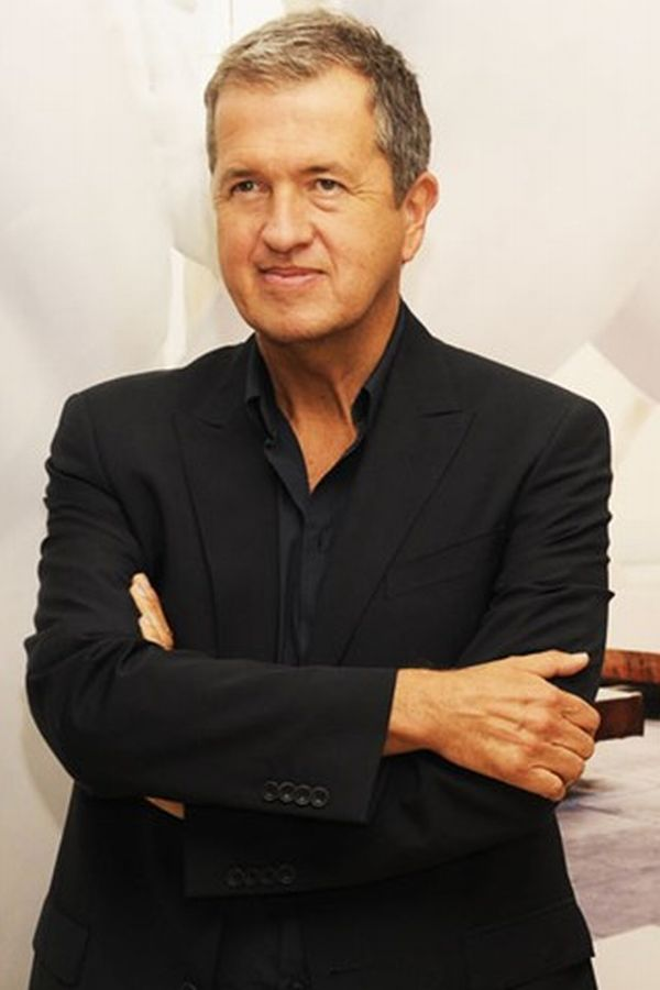 Mario Testino Hot Luxury Conference by International Herald Tribune to be Held in Brazil
