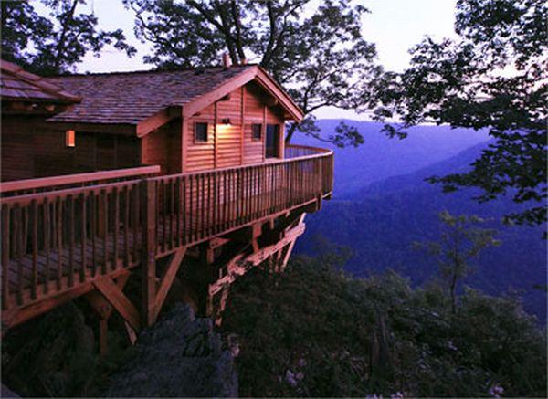 Primland Tree House