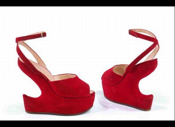 Victor Platform Sandals