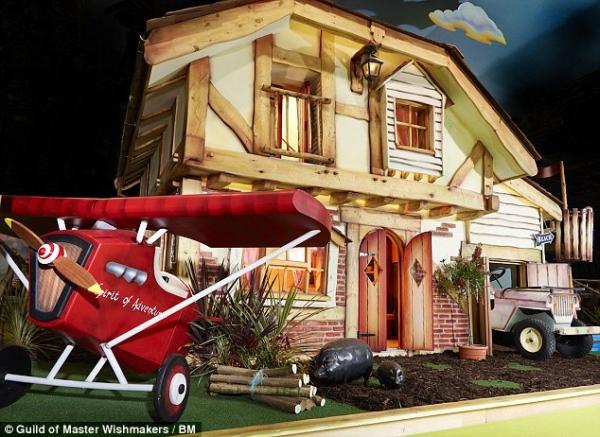 Wendy dollhouse