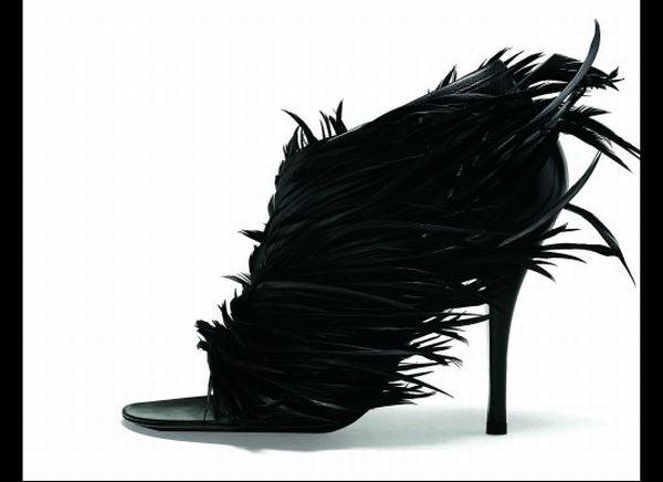 Yves Saint Laurent Shoe, 2004