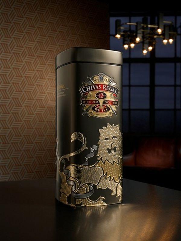 Chivas Regal Designer Gift Tin