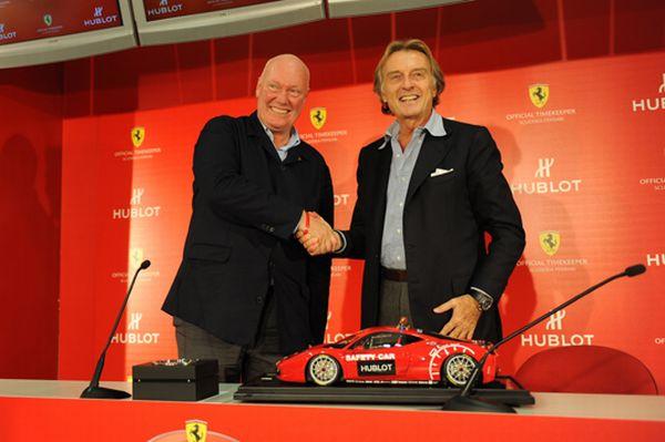 Hublot-Ferrari