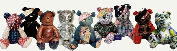 New Range of Pudsey Created by Fashion Designers