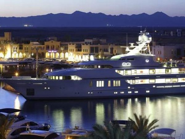 RoMa Yacht 4