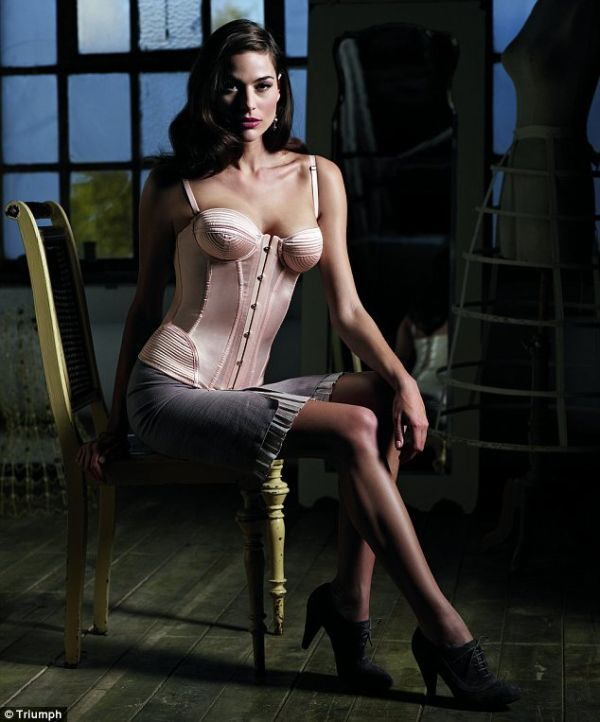 Triumphs Celebratory Collection Lingerie Brand Triumph Celebrates its 125th Anniversary with a Vintage Collection