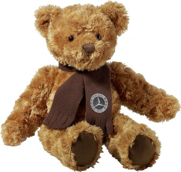 Mercedes benz presents an all new line of holiday gifts for Mercedes benz bear