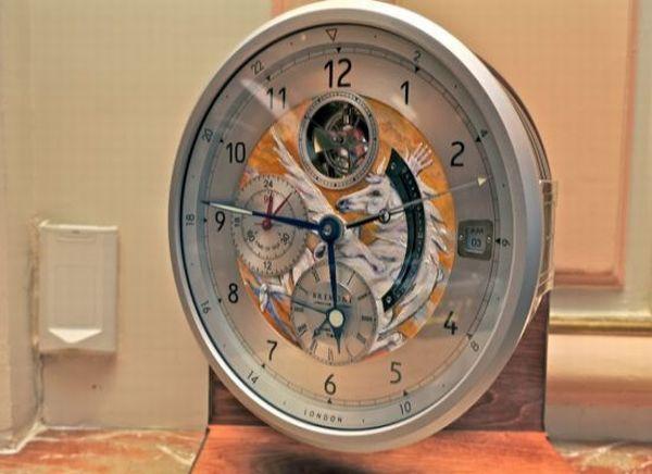 b1 marine clock