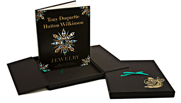 Coffee Table Book Captures The Jewelry Legacy Of Tony Duquette And