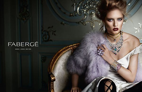 Fabergé Launches First Advertising Campaign