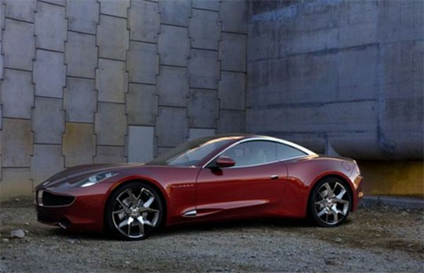 fisker karma California Rent A Car Lets you Ride in Style in Luxury Cars