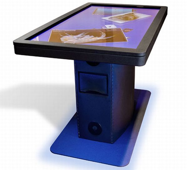ideum multitouch table