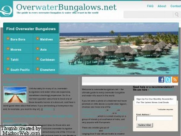 overwaterbungalows.net