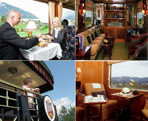 private rail cars