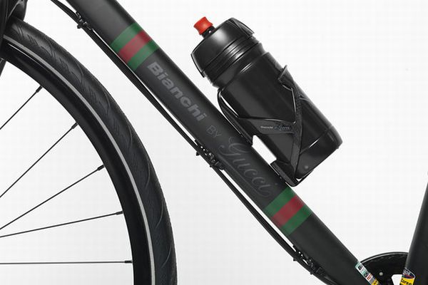 Gucci bike for Bianchi