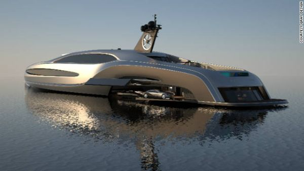 Super Yacht Sovereign