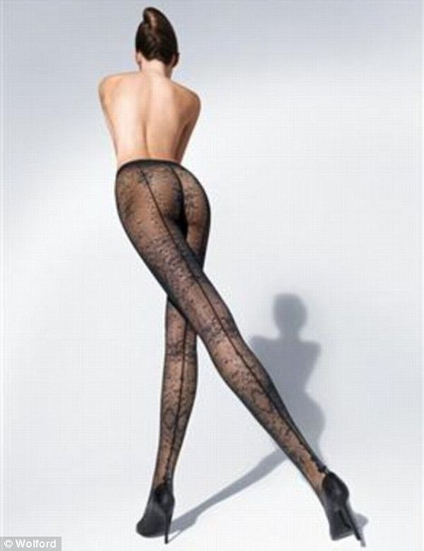 Walfords Roses tights Designer Hosiery and Tights are being Bought by Trendy Women at High Prices