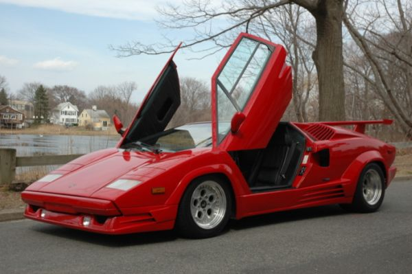Uber Chic Lamborghini Countach Up For Sale Elite Choice