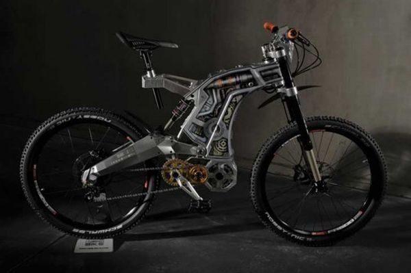 luxury-e-bike