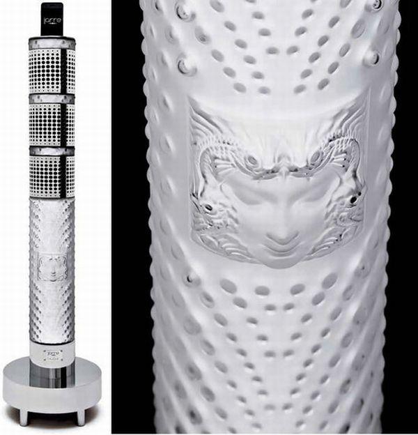 1 aerosystem lalique speaker
