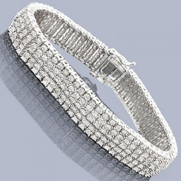 It s Hot Diamond Bracelets for Men Now in New York Elite Choice