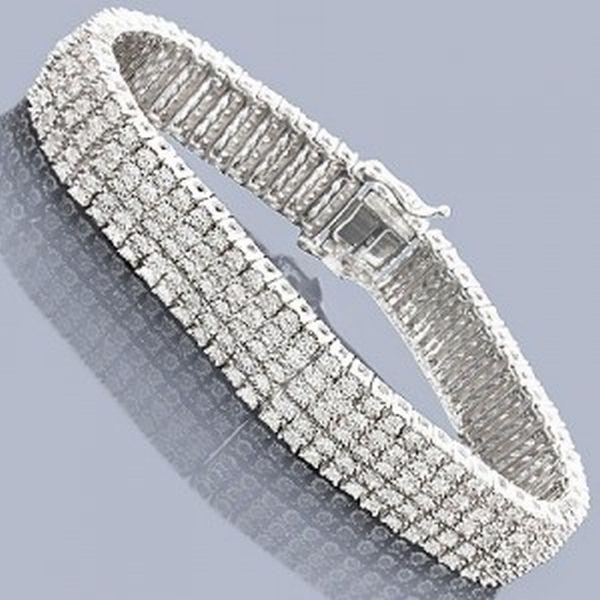 It s Hot Diamond Bracelets for Men Now in New York Elite Choice