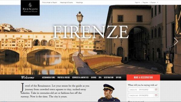 four seasons website