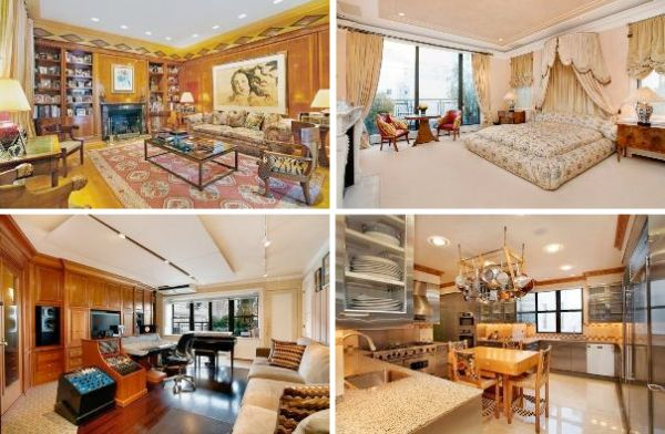 Denise rich 39 s apartment is new york 39 s most expensive at for Most expensive apartment nyc