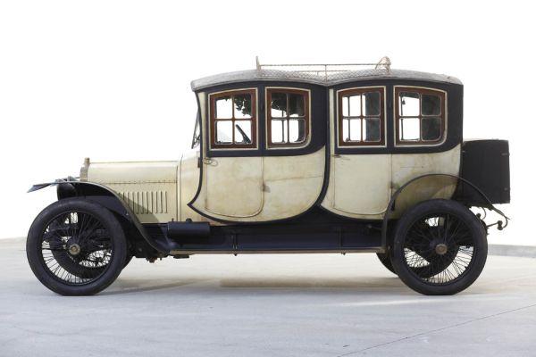 1913 Hispano-Suiza Type Alfonso XIII 2