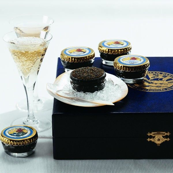 All Caviar Package