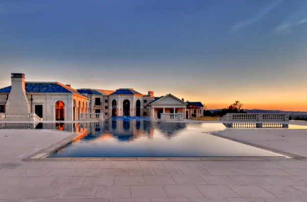 Bradbury Estate In Southern California Listed For 78