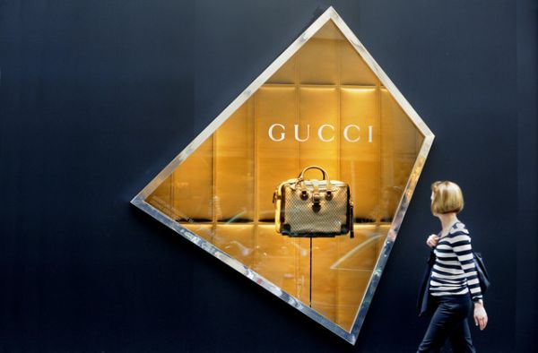 Gucci Show window