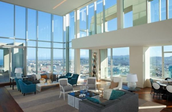 Luxury Penthouse Apartment