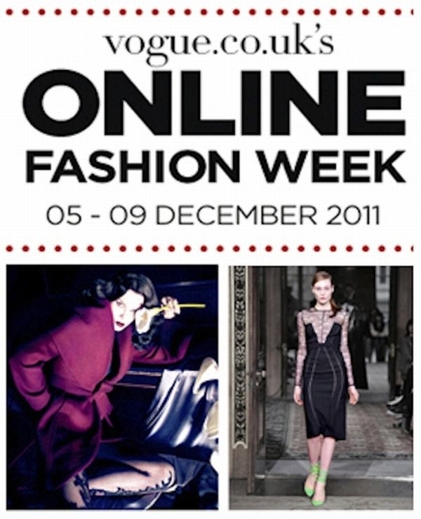 Online Fashion Week