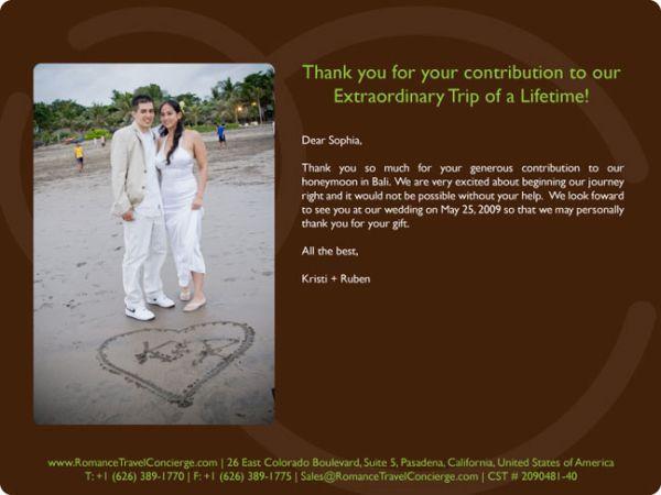 Romance Travel Concierge