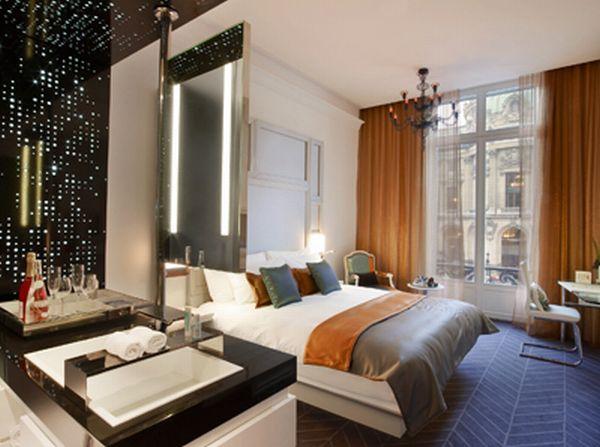 Starwoods W Hotel Paris