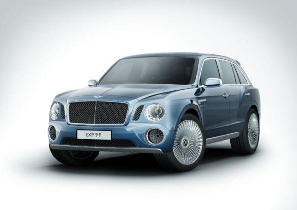Bentley EXP 9F 4