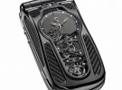 Celsius X VI II LeDix Furtif watch phone