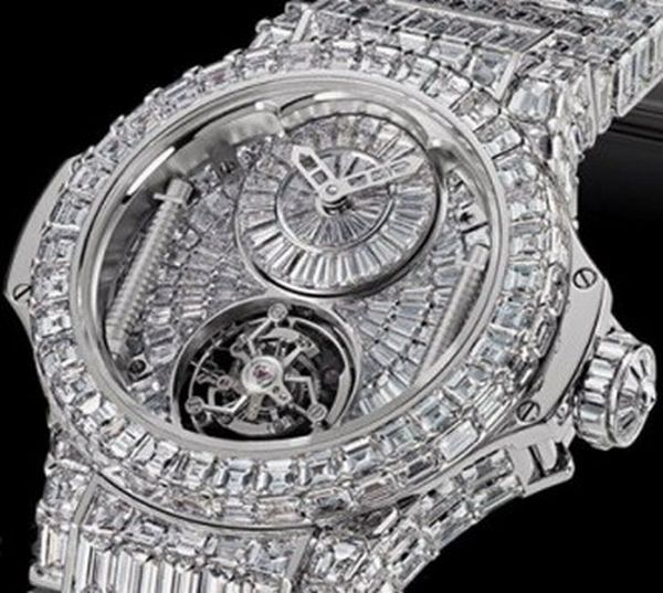 Hublot's Most Expensive watch