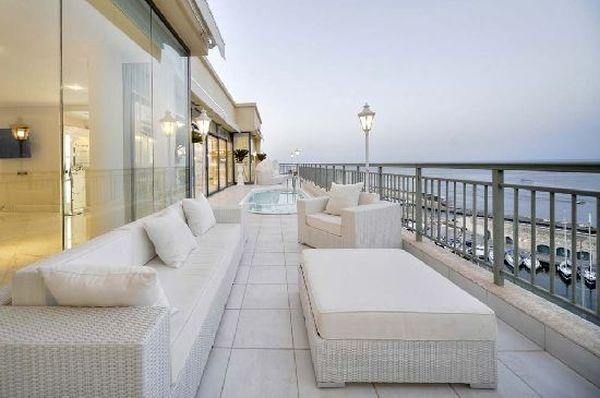Luxury Malta penthouse