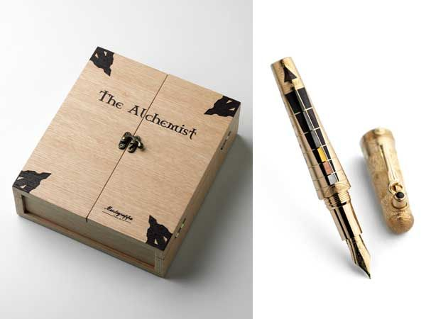 The Alchemist by Montegrappa