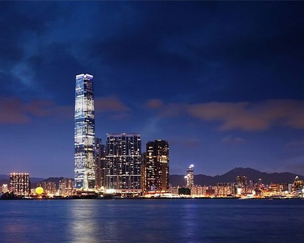 The Ritz Carlton Hotel Hong Kong