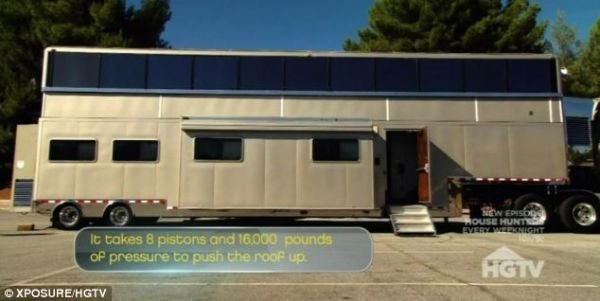 Vin Diesel's Trailer